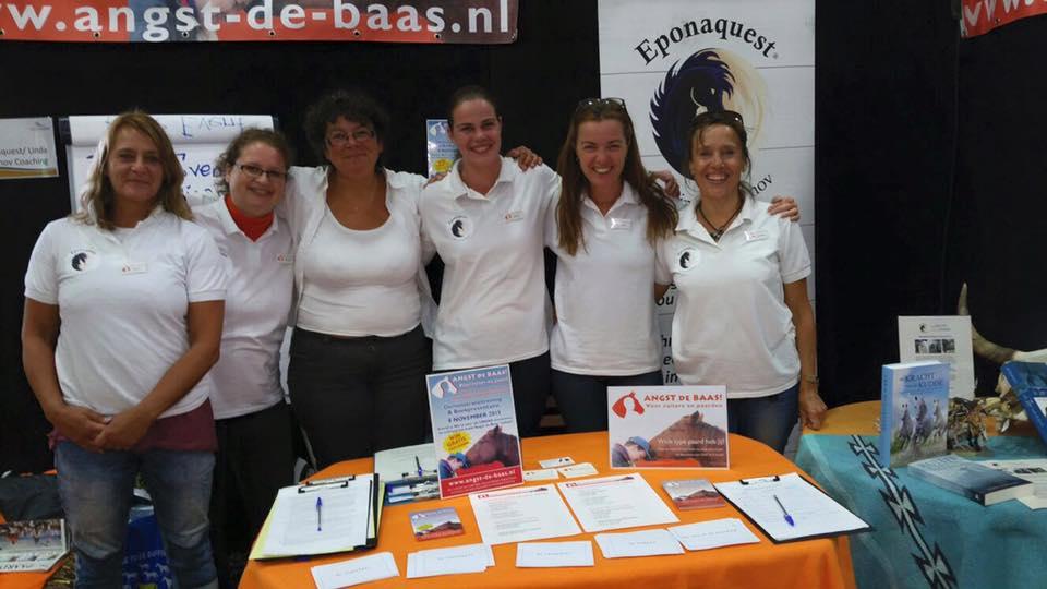 Team Angst de Baas-Eponaquest @ Horse Event